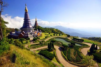 Thailand Bereisen  gut informiert Chiang Mai  Die